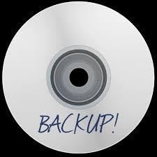backup disc